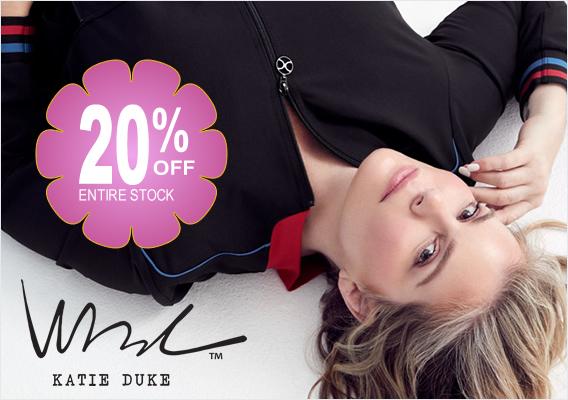 Try Katie Duke Scrubs - now 20% OFF