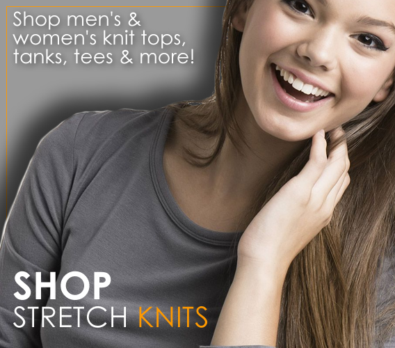 Stretch knits, tops, tees, tanks and more by WonderWink scrubs