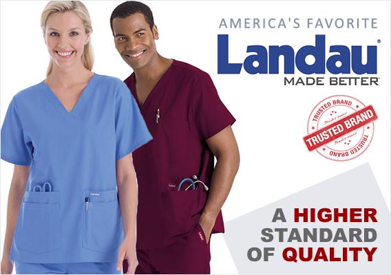 landau uniforms and scrubs