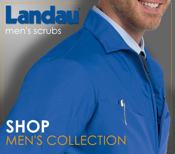 Shop Landau Men's Scrubs