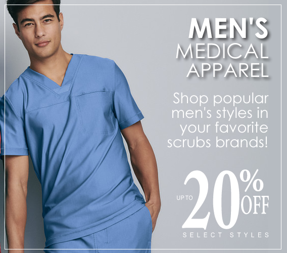 Shop and buy mens nursing scrubs online nd save with great discount prices. Take advantage of these great deals on uniforms and scrubs today!