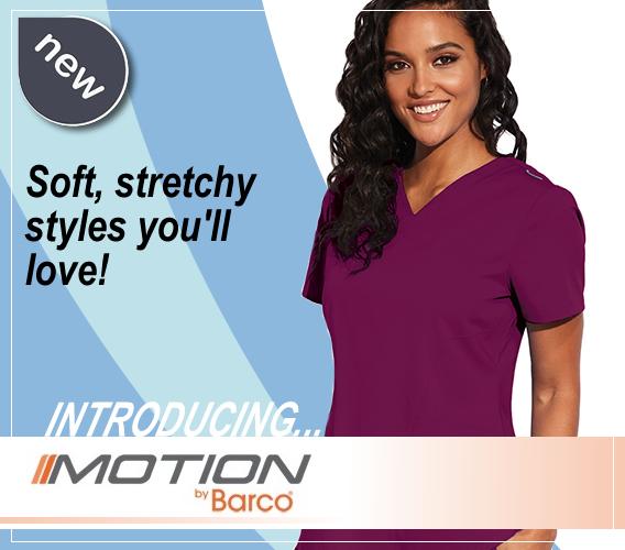 MOTION scrubs by Barco Uniforms