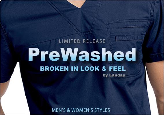 Landau pre washed scrubs