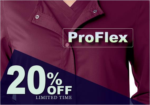 New ProFlex scrubs