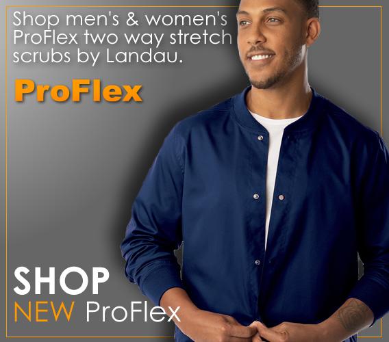 Shop Landau ProFlex  - two way stretch scrubs by Landau Uniforms