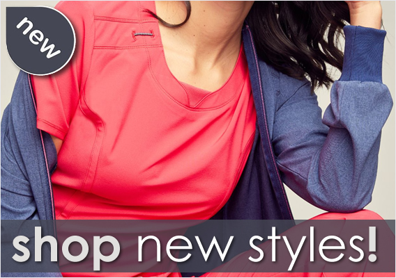 Shop new nursing scrubs and uniforms in style