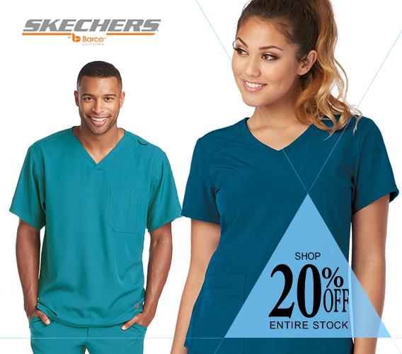 Skechers scrubs - 20% OFF