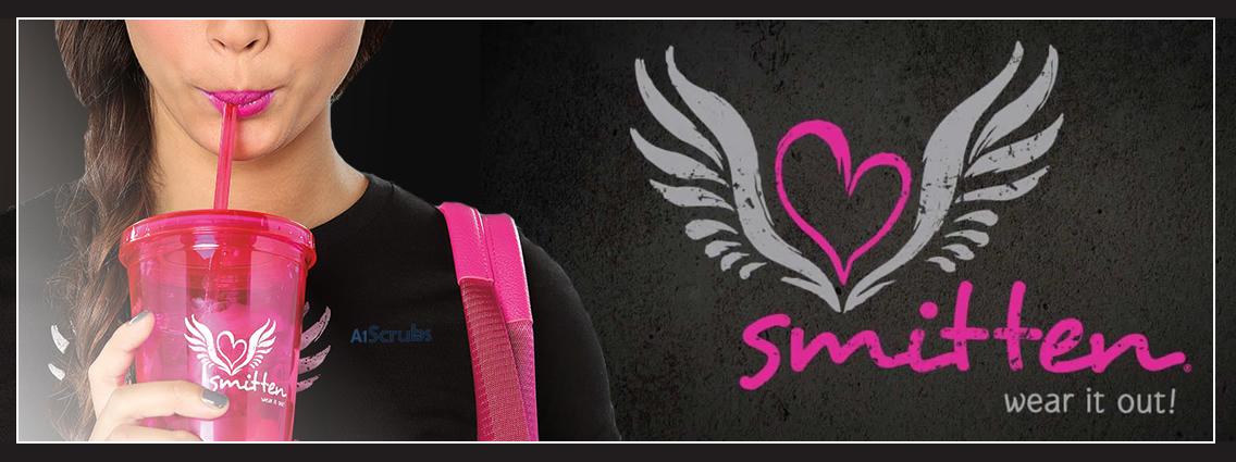 Shop Smitten scrubs - tops pants, jackets and accessories