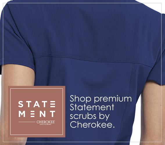 Shop Statement scrubs -  make a statement