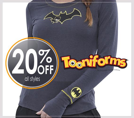 Shop Tooniforms scrubs - 20% OFF all styles