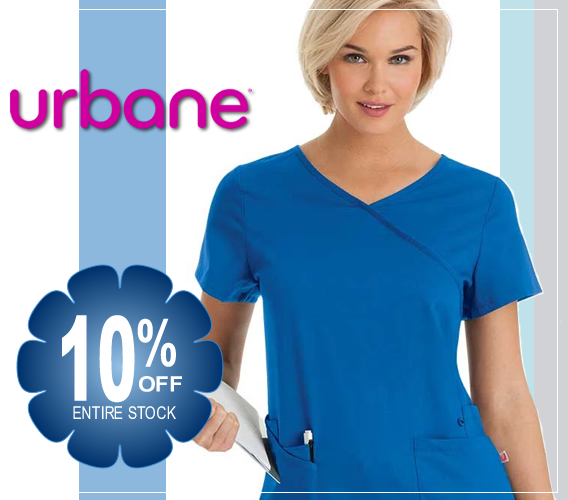 Shop new urbane scrubs online and buy for less @ a1scrubs.com