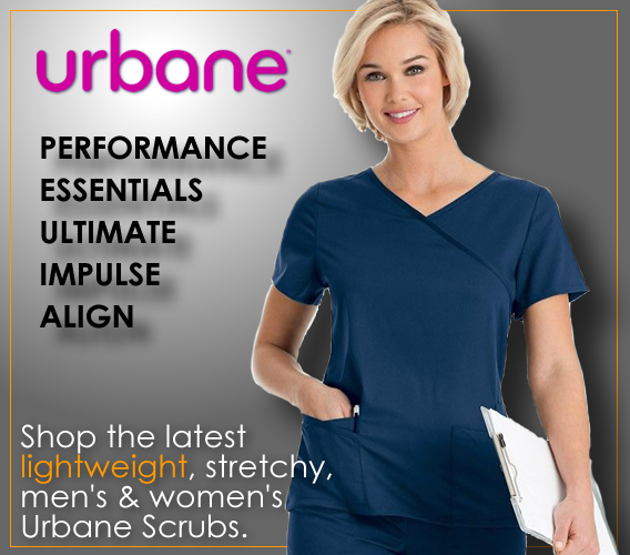 Shop and buy New Urbane scrubs ofr men and women online and save!