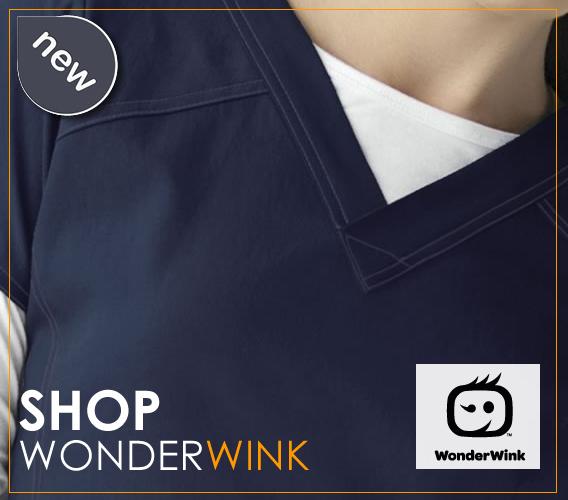 Wonderwink scrubs for men and women