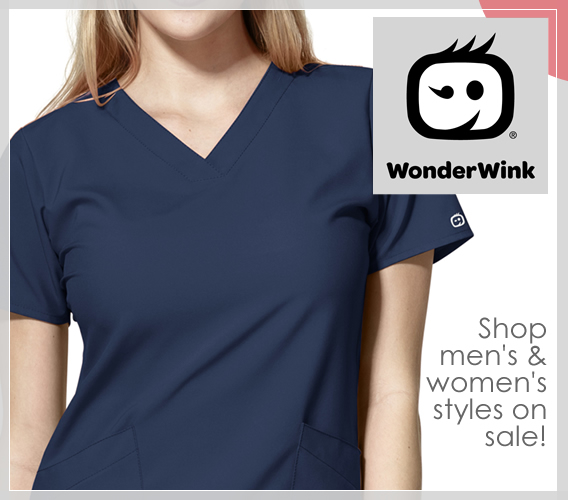 wonderwink uniforms and scrubs  are above and beyond comfort at affordable scrubs prices