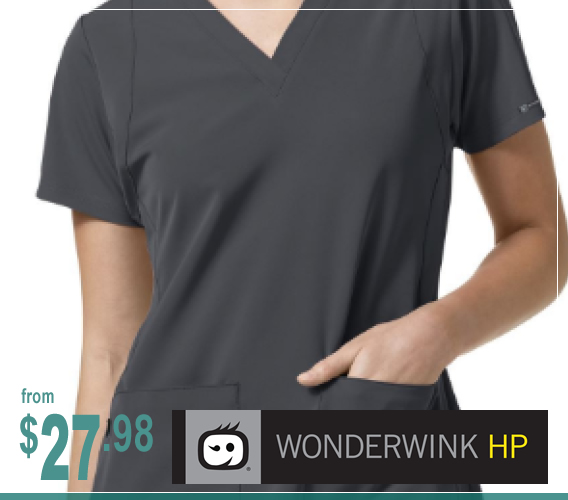 WonderWink HP - High Performance Scrubs