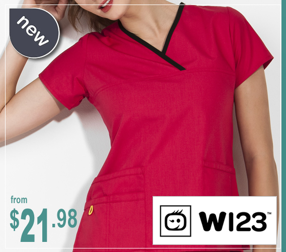 NEW Wink W123 scrubs for men and women