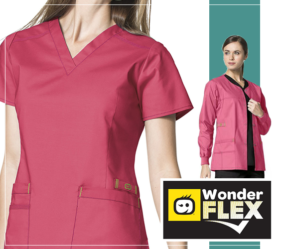 wonderflex scrubs by wonderwink