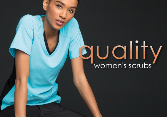 womens scrubs