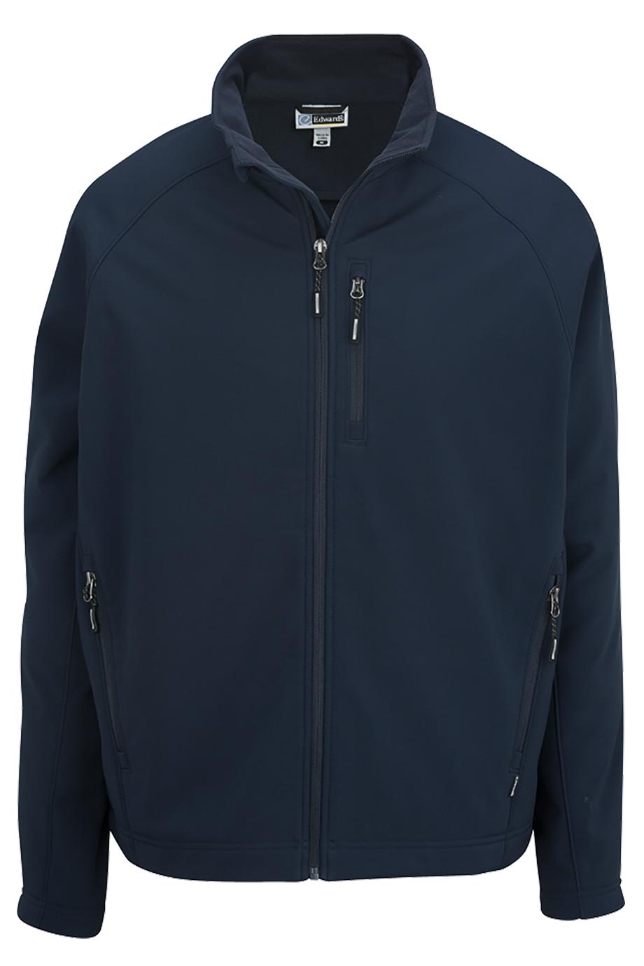 Edwards Mens Soft Shell Jacket-Edwards