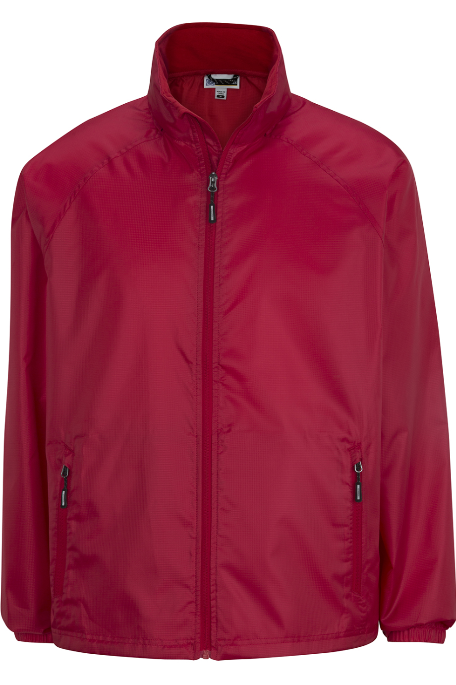 Edwards Mens Hooded Rain Jacket-Edwards