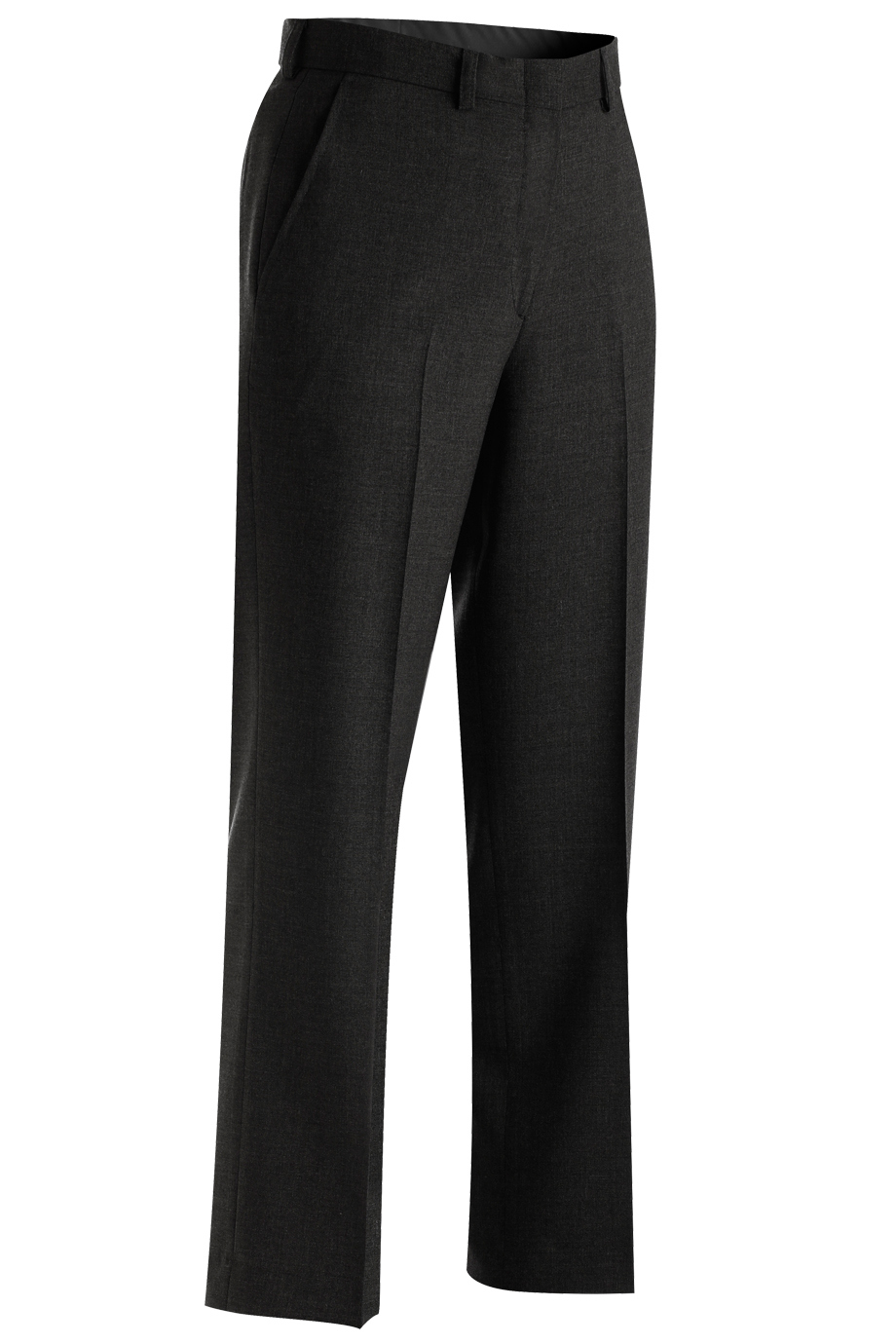 Edwards Ladies Wool Blend Flat Front Dress Pant-EG