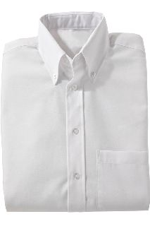 Men's Easy Care Long Sleeve Oxford-