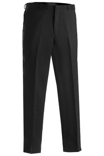 Edwards Mens Polyester Flat Front Pant-Edwards