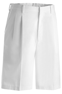 Edwards Mens Business Casual Pleated Chino Short-Edwards