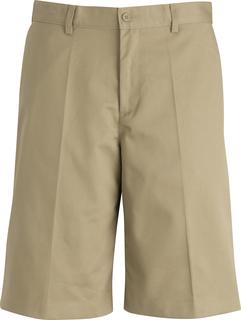 Edwards Mens Ultimate Khaki Flat Front Short-