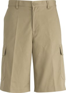Edwards Mens Utility Chino Cargo Short-