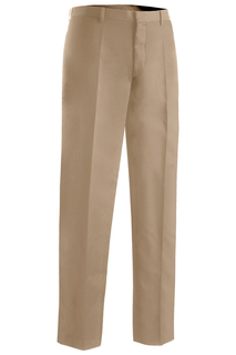 Edwards Mens Microfiber Flat Front Pant-Edwards
