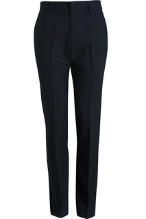 Edwards Mens Synergy Washable Tailored Fit Flat Front Pant-