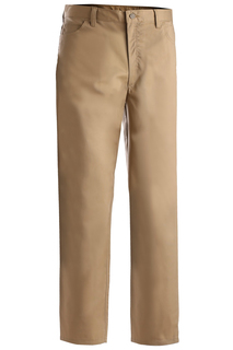 Edwards Mens Rugged Comfort Flat Front Pant-Edwards