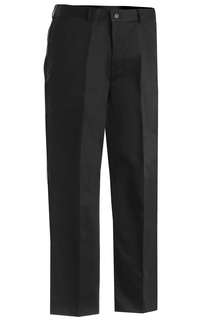 Edwards Mens Blended Chino Flat Front Pant-Edwards