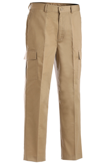Edwards Mens Blended Chino Cargo Pant-Edwards