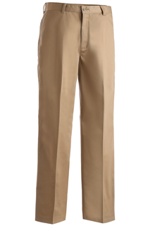 Edwards Mens Easy Fit Chino Flat Front Pant-Edwards