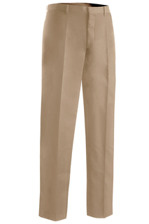Edwards Mens Microfiber Pleated Pant-