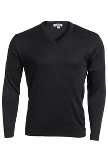 Edwards Value V-Neck Acrylic Sweater-Edwards