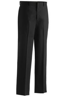 Edwards Mens Lightweight Wool Blend Flat Front Pant
