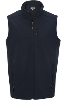 Edwards New Products for Hospitality Mens Soft Shell Vest-Edwards