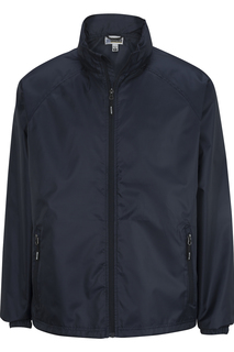 Edwards Hooded Rain Jacket-