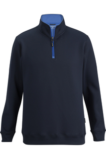 Edwards Unisex 1/4 Zip Performance Pull Over-