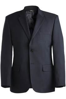 Edwards Mens Synergy Washable Suit Coat-