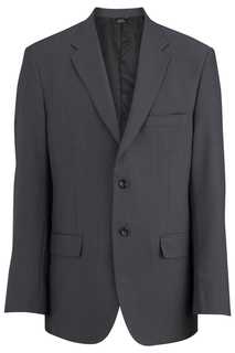 Edwards Mens Intaglio Suit Coat