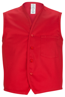 Edwards Apron Vest With Breast Pocket-