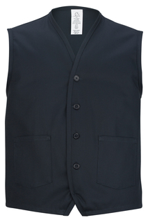 Edwards Apron Vest With Waist Pockets-