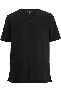 Edwards Mens Zip Service Shirt-