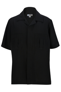 Edwards Mens Spun Poly Service Shirt-