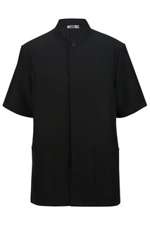 Edwards Hospitality Mens Polyester Service Shirt-Edwards