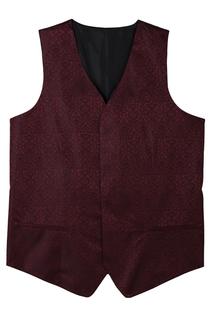 Edwards Mens Paisley Brocade Vest